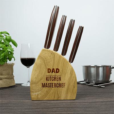 dads kitchen knife set